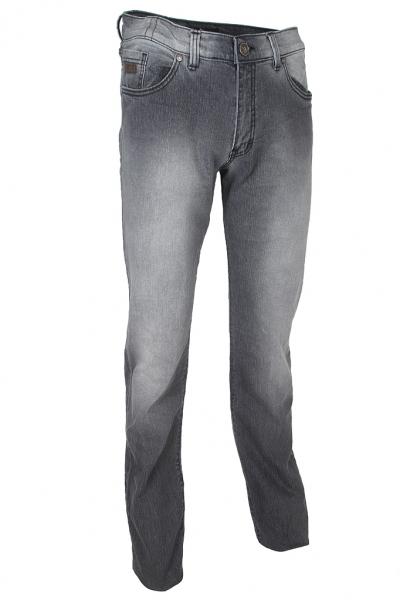 STEF9008 Παντελόνι Μακρύ Τζιν Μαύρο